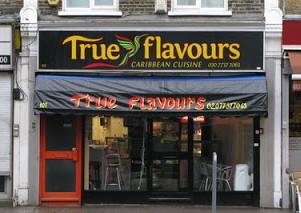 True Flavours takeaway