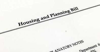 Housing Bill banner