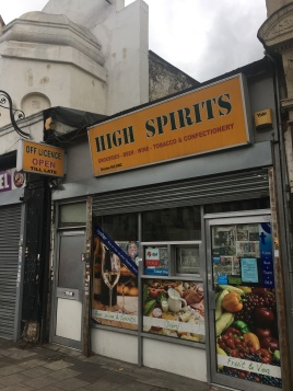 High Spirits, Brixton Hill